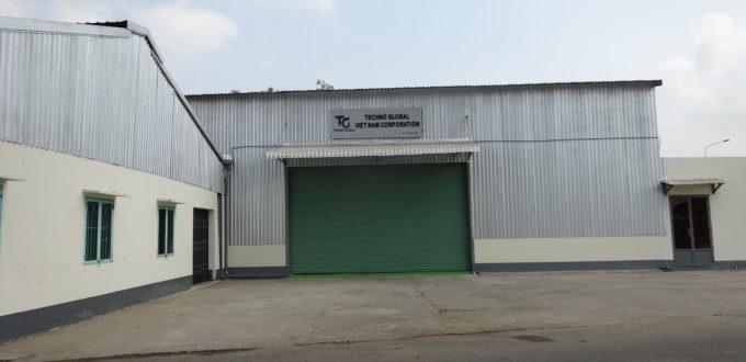ベトナム工場の設備を増設